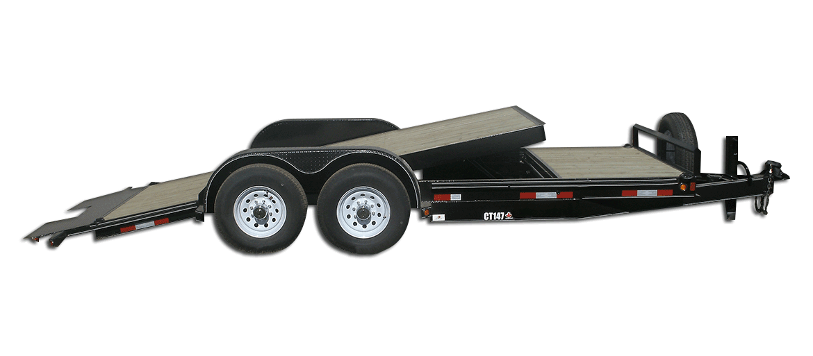 14,000 GVW Original Series Cushion Tilt Trailer