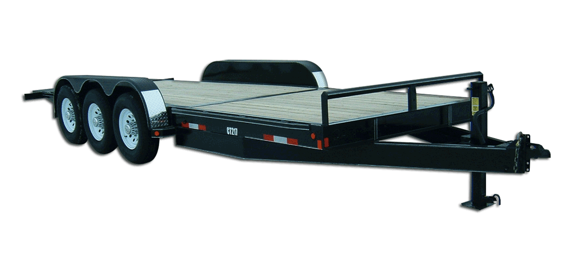 21,000 GVW Original Series Cushion Tilt Trailer
