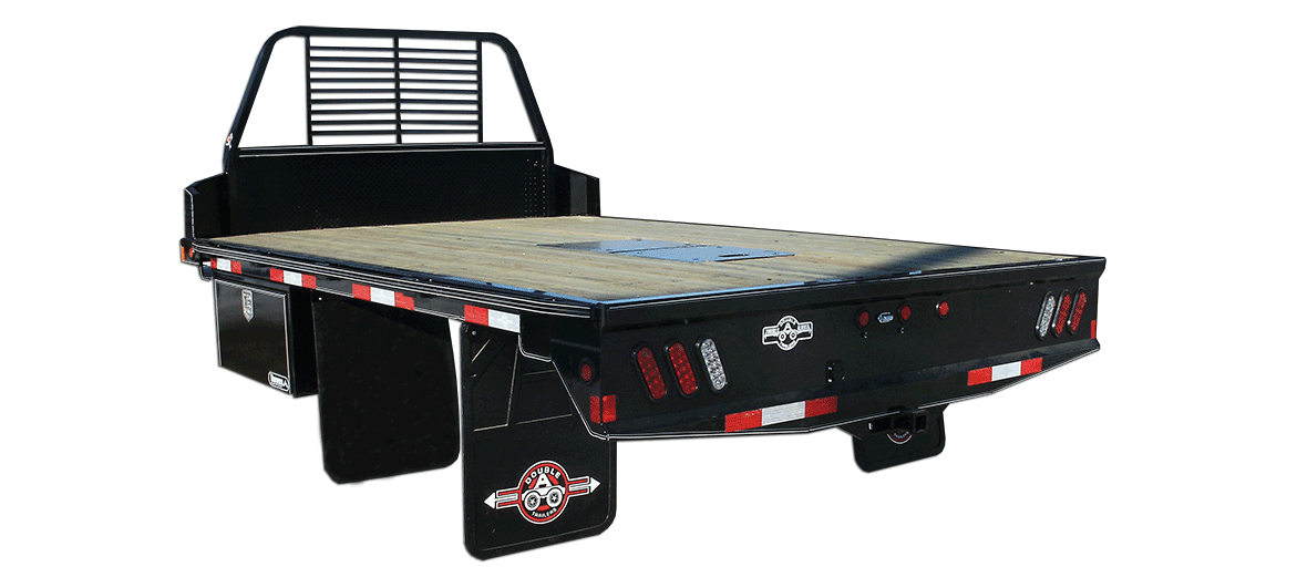 8' Wide Original Series Truck Deck