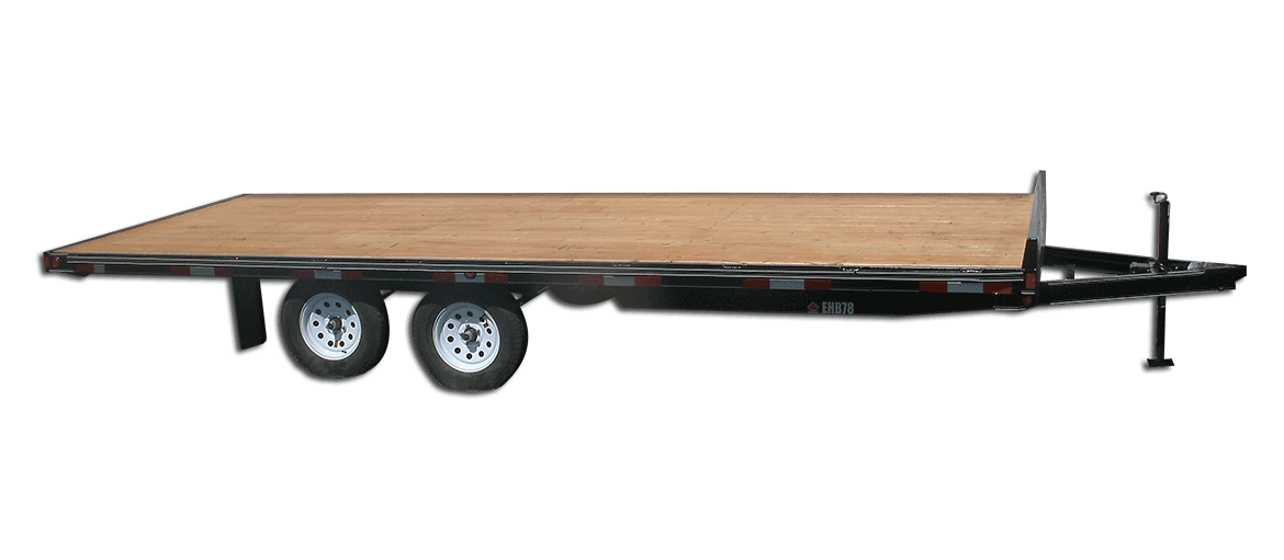 7,000 GVW Excel Series Highboy Trailer