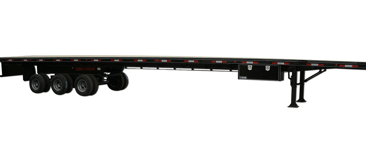 30,000 GVW Original Series Float Highboy Trailer