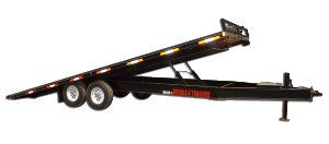 Highboy Tilt Trailer