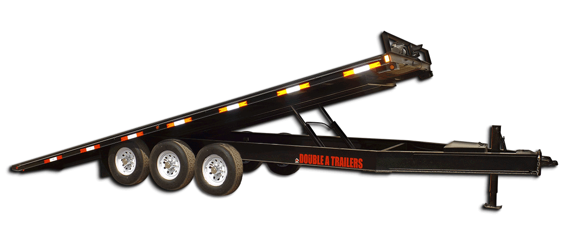 24,000 GVW Original Series Highboy Tilt Trailer