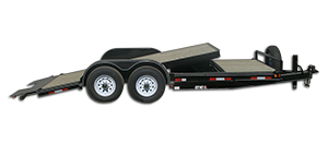 Original Series Cushion Tilt Trailers