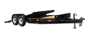 Excel Series Cushion Tilt Trailers