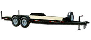 Excel Series Equipment Trailers