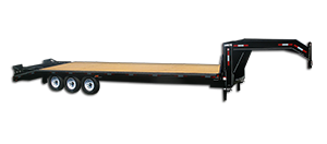 Excel Series Gooseneck Highboy Trailers