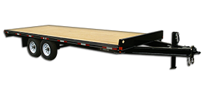 Excel Series Highboy Trailers