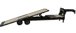 Original Series Gooseneck Highboy Tilt Trailers