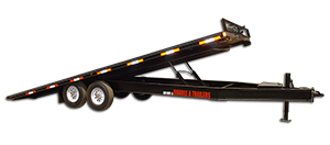 Original Series Highboy Tilt Trailers