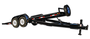 Original Series Hydraulic Tilt Trailers
