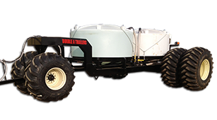 Liquid Fertilizer Carts