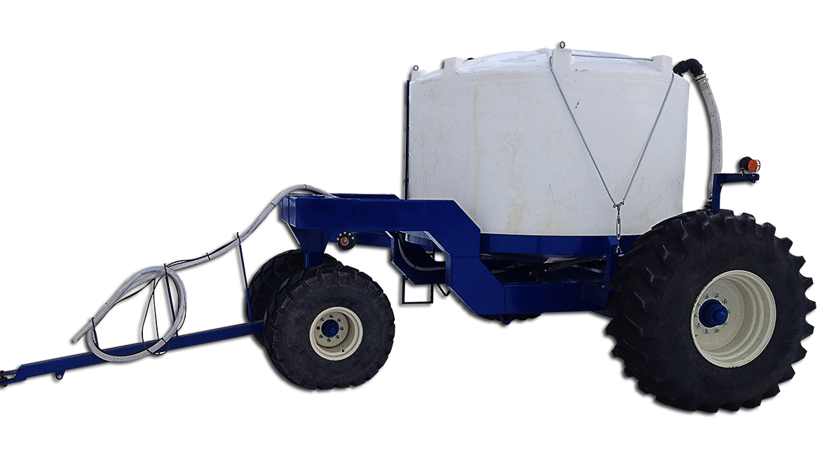 1750 or 2300 Gal Liquid Fertilizer Cart