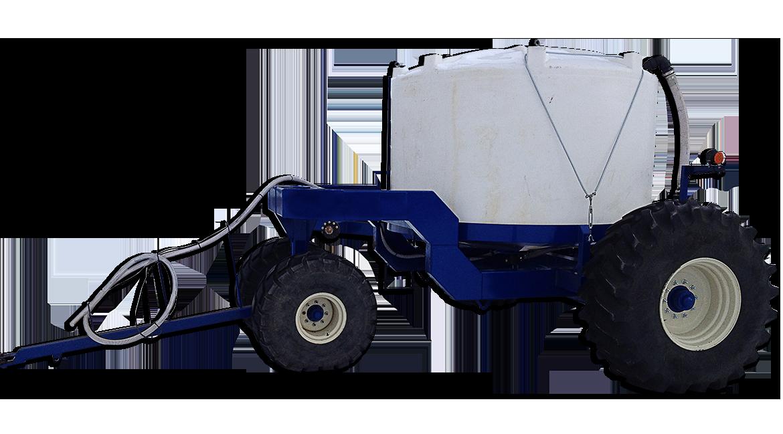 1750 or 2300 Gal Liquid Fertilizer Cart